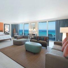 Отель Hilton Rose Hall Resort & Spa - All Inclusive Ямайка, Монтего-Бей - отзывы, цены и фото номеров - забронировать отель Hilton Rose Hall Resort & Spa - All Inclusive онлайн комната для гостей фото 5