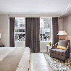 Отель Omni Berkshire Place США, Нью-Йорк - отзывы, цены и фото номеров - забронировать отель Omni Berkshire Place онлайн комната для гостей фото 3