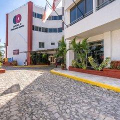 Hotel Guadalajara Express парковка