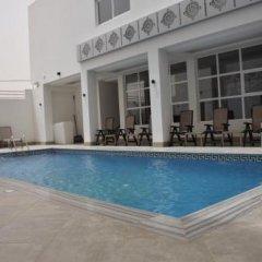 Nouakchott Hotel in Nouakchott, Mauritania from 178$, photos, reviews - zenhotels.com pool