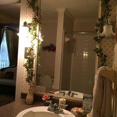 Отель Annabelle Bed And Breakfast США, Виксбург - отзывы, цены и фото номеров - забронировать отель Annabelle Bed And Breakfast онлайн ванная фото 2