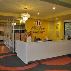 Отель UD Pattaya интерьер отеля фото 2