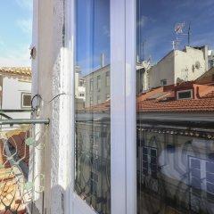 Отель Chiado Views by Homing балкон