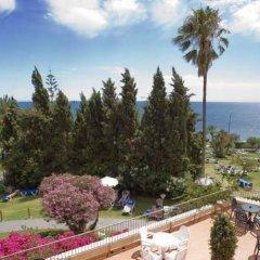 Отель Hi! Gardenia Park Hotel Испания, Фуэнхирола - отзывы, цены и фото номеров - забронировать отель Hi! Gardenia Park Hotel онлайн пляж фото 2