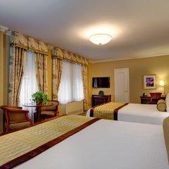 Отель Wellington Hotel США, Нью-Йорк - 10 отзывов об отеле, цены и фото номеров - забронировать отель Wellington Hotel онлайн комната для гостей фото 2