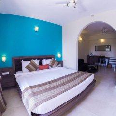 Отель Pride Sun Village Resort And Spa Гоа комната для гостей фото 2