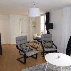Апартаменты Residence Bergere - Apartments комната для гостей фото 2