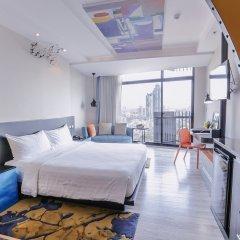 Siam@Siam Design Hotel Pattaya Паттайя комната для гостей фото 4