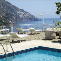 Hotel Poseidon бассейн фото 3