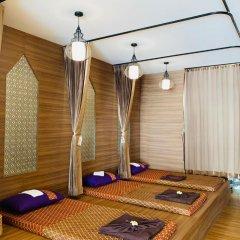 Отель Dewan Bangkok фитнесс-зал
