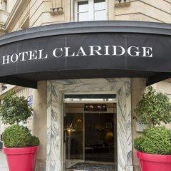 Отель Hôtel Claridge банкомат