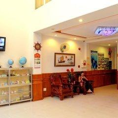 Отель Nang Bien Hotel Вьетнам, Нячанг - отзывы, цены и фото номеров - забронировать отель Nang Bien Hotel онлайн интерьер отеля фото 2