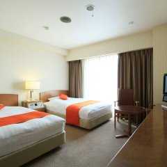 Daiichi Grand Hotel Kobe Sannomiya Кобе комната для гостей фото 3