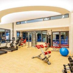 Отель Rhodos Horizon City Родос фитнесс-зал