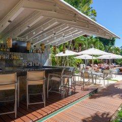 Отель Magic Blue Boutique Плая-дель-Кармен гостиничный бар