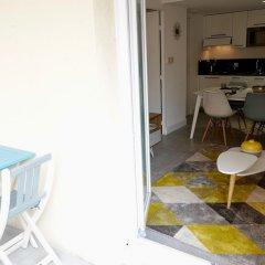 Отель Nice Booking - Domes - Piscine Terrasse балкон