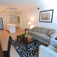 Отель Bridgestreet City Center США, Вашингтон - отзывы, цены и фото номеров - забронировать отель Bridgestreet City Center онлайн комната для гостей