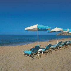 Hotel Gortyna пляж