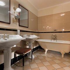 Hotel Villa Weltemühle Dresden ванная фото 2
