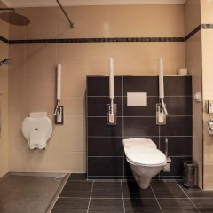 Hotel U Zvonu Пльзень ванная