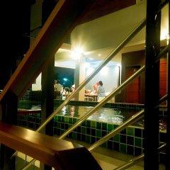 Отель Fu Suvarnabhumi Бангкок интерьер отеля