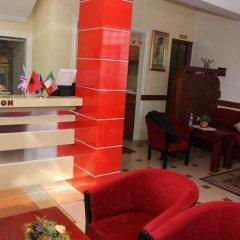 Отель Parlamenti Албания, Тирана - отзывы, цены и фото номеров - забронировать отель Parlamenti онлайн интерьер отеля фото 3
