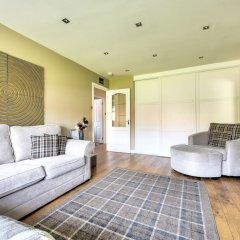 Отель No.17 Serviced Apartment Великобритания, Глазго - отзывы, цены и фото номеров - забронировать отель No.17 Serviced Apartment онлайн комната для гостей