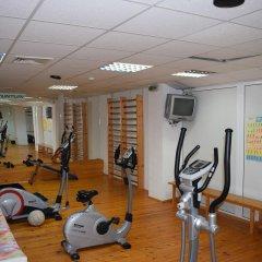 Lyulyatsi Spa Hotel Боженци фитнесс-зал
