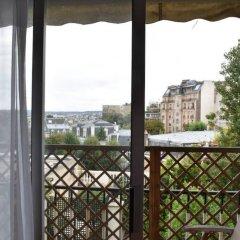 Отель Studio In Paris 16th With Balcony Франция, Париж - отзывы, цены и фото номеров - забронировать отель Studio In Paris 16th With Balcony онлайн балкон