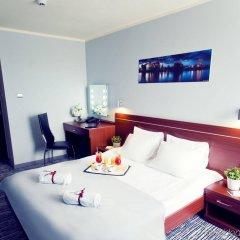 Hotel Slask комната для гостей
