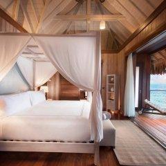 Отель Conrad Bora Bora Nui комната для гостей фото 5