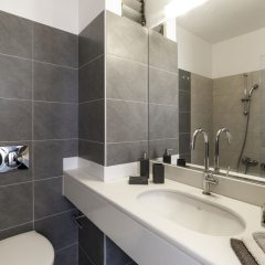 Апартаменты Mirage City Apartments Родос ванная фото 2