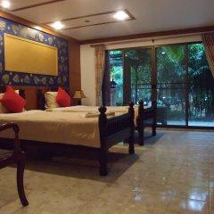 Отель Blue Garden Resort Pattaya комната для гостей фото 4