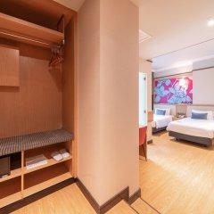 Hotel Bencoolen@Hong Kong Street сейф в номере