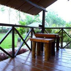 Отель Safari Adventure Lodge Непал, Саураха - отзывы, цены и фото номеров - забронировать отель Safari Adventure Lodge онлайн балкон