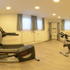 Hotel Nummerhof Эрдинг фитнесс-зал фото 3