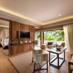 Отель Conrad Bora Bora Nui комната для гостей фото 2