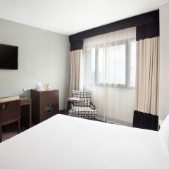 Отель NH Madrid Sur комната для гостей фото 3