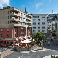 Отель Hauser Swiss Quality Hotel Швейцария, Санкт-Мориц - отзывы, цены и фото номеров - забронировать отель Hauser Swiss Quality Hotel онлайн
