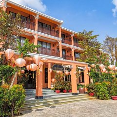 Allegro Hoi An. A Little Luxury Hotel & Spa фитнесс-зал фото 3