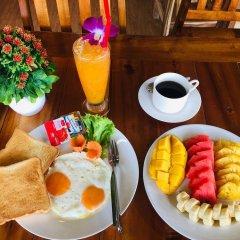 Отель Hatzanda Lanta Resort Ланта питание