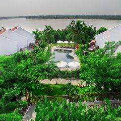 Отель Hoi An Coco River Resort & Spa фото 11