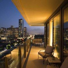 Отель Waldorf Astoria Beverly Hills Беверли Хиллс балкон