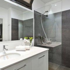 Апартаменты DingDong Fira Apartments ванная