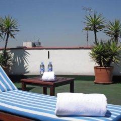 Отель Melia Galgos балкон