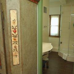 Отель Landhotel Martinshof ванная
