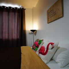 Отель T Hostel @ Rama 4 Таиланд, Бангкок - отзывы, цены и фото номеров - забронировать отель T Hostel @ Rama 4 онлайн комната для гостей фото 3