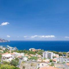 Отель Madeira Panoramico Hotel Португалия, Фуншал - отзывы, цены и фото номеров - забронировать отель Madeira Panoramico Hotel онлайн пляж фото 2