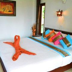 Отель Lanta Family Resort Ланта комната для гостей
