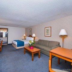Отель Americas Best Value Inn Downtown Las Vegas США, Лас-Вегас - отзывы, цены и фото номеров - забронировать отель Americas Best Value Inn Downtown Las Vegas онлайн комната для гостей фото 3